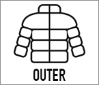 OUTER,アウター
