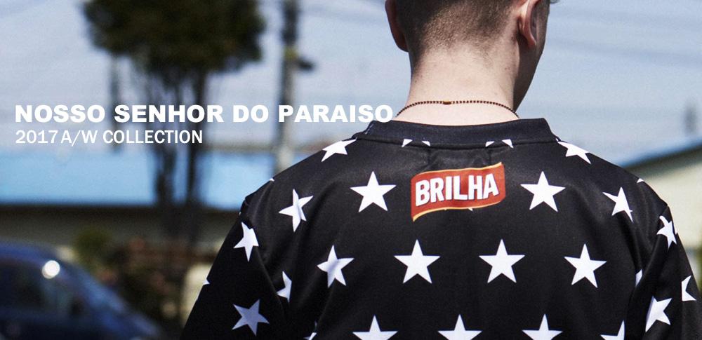 NOSSO SENHOR DO PARAISO(ノッソ セニョール ド パライーゾ)